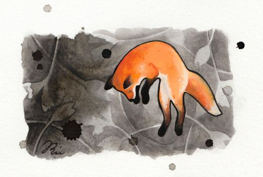 Playing Fox: Giveaway Part 2 by sofierimmer