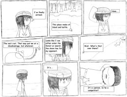 DHT Round 1 Part 2 Page 1 by Killerclaud