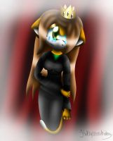 CP-Ellie the cat by Kathy-the-echidna