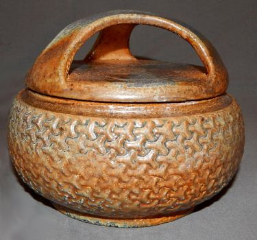 woven jar by cl2007