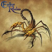 Endless Realms bestiary - Shrike Scorpion by jocarra
