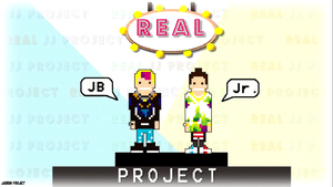 JJ PROJECT REAL JJ WALLPAPER by ExoticGeneration21
