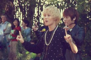 SHINee - Rossia 6 by foux86