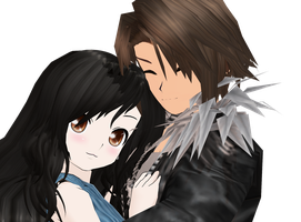 Rinoa and Squall Download by Pucaroo16