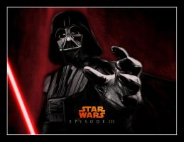 Darth Vader Wallpaper by Shadrak