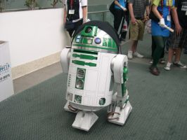 R2D2 by WildFantasy