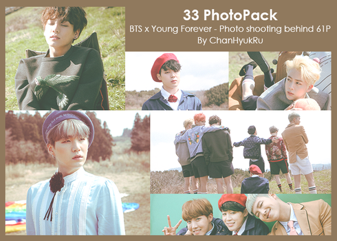 33 / BTS x Young Forever - PSB PhotoPack by ChanHyukRu