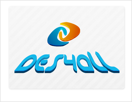 Des4All group's logo 2nd by Dreams-Boy