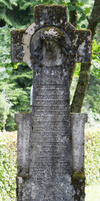 Graveyard - Old Tombstone by Akxiv