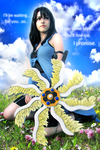 Rinoa Heartilly by ladylucienne