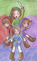 The Four Links by FeedTheBirds