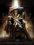 King Washington by HotDogVamp