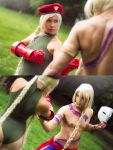 Cammy vrs Vega by maxwellWhavok
