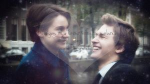Wallpaper: The Fault In Our Stars by ChillyBilly4