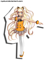 VOCALOID 3 SeeU - Dance by Nyatuxi