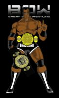 Bow Heavyweight Champion Devin Michaels Of MOB by RWhitney75