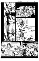 Punisher SDCC Sample Page 4 by thecreatorhd