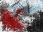 Grunge Pack - 2 by Kida-Ookami
