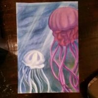 Jellyfish  by Blkbltprincess