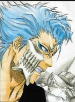 Grimmjow by DeathMaster546