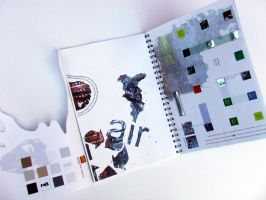 paper sample book dps by thematthewholland