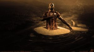 Didier Drogba Wallpaper by AlpGraphic13
