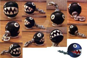 Chain Chomp by Tsurera