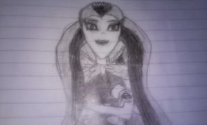 Ever After High: Raven Queen:Draft One by Ravencharmingwattpad