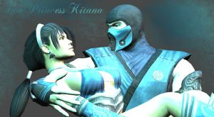 Mortal Kombat Love by IamPrincessKitana
