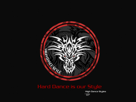 High Dance Style WALLPAPER by HDS-FARR3LL