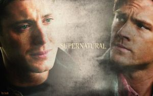 Supernatural Boys are cry by monkeyJade