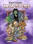 MONSTER BOOK COVER 2 by ricplata