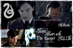 Tom Riddle the Gonger by Neutron-Quasar