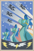 The Wonderbolts by ShelltoonTV