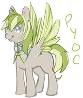 Free PYOC pony adopt - closed by Mousu