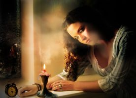 Candle Light by Elle124