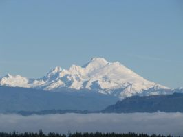 Mt. Baker At Its Best by JLAT1990
