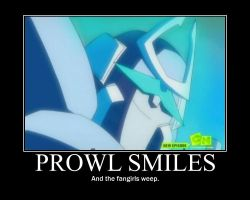 PROWL SMILES Motivator by purpletiger