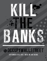 OCCUPY WALL STREET POSTER 2 by James-S-Flynn