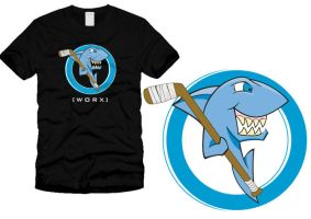 Hockey T-Shirts by kirtschi