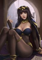 Tharja from Fire Emblem by FigmentC