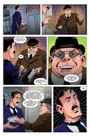 Herald: Lovecraft and Tesla preview page 01_04 by mistermuck