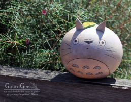 Totoro Gourd Pot Trinket Box by DarlingArmy