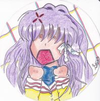 Don't Make Kyou Angry.. by KyrieGlows89