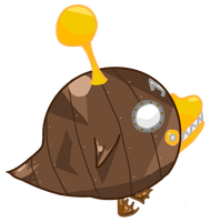 A Quackum from Dragon Nest 8D by lizabey