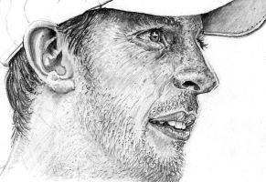 Jenson Button wip by Galbatore