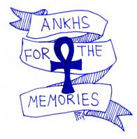 ankhs for the memories by HiddenStash