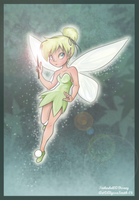Tinkerbell by Alyssizzle-Smithness