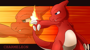 Charmeleon wallpaper