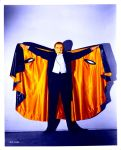 Colorized Bela Dracula Lugosi In Abbott And Costel by dr-realart-md